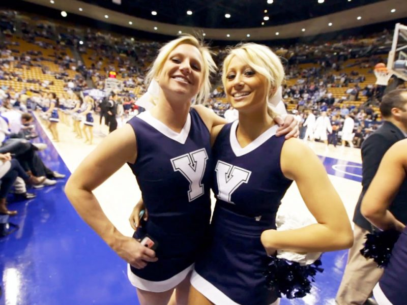 Backstage BYU: Cheer