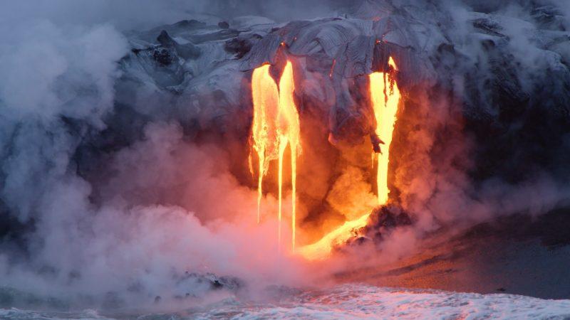 Kilauea Volcano 6K